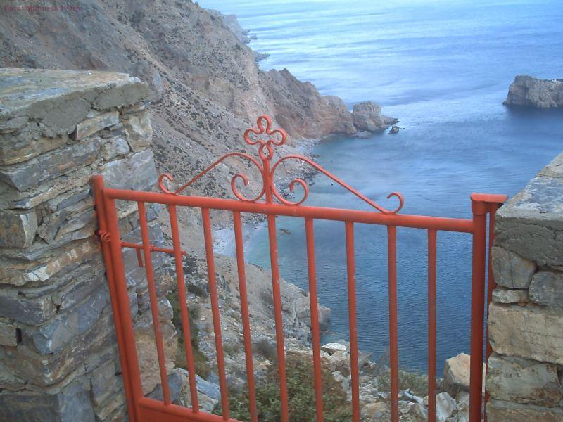 Tür zum Klostergarten